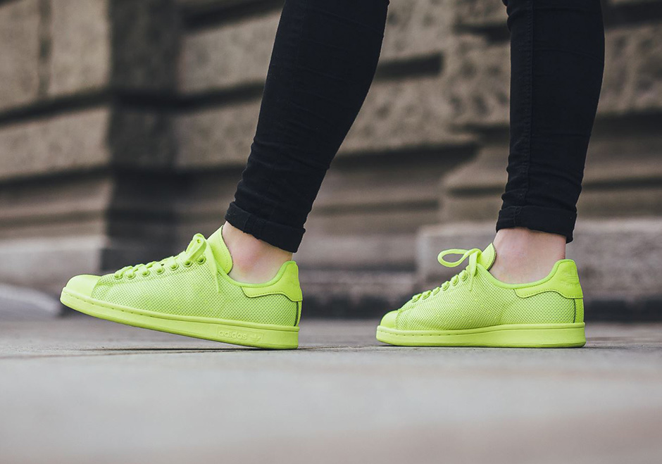 newest 13fe4 51bd5 adidas Stan Smith 'Solar Yellow' - Sneaker News & Review