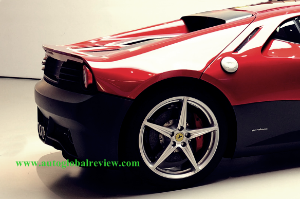 Ferrari SP12 EC 2012