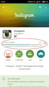 cara daftar akun instagram baru