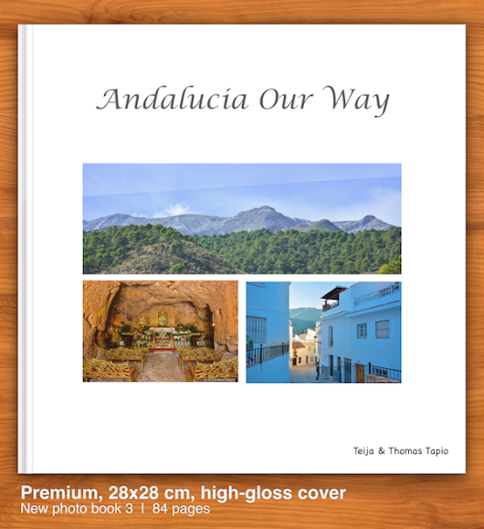 ANDALUCIA  OUR WAY
