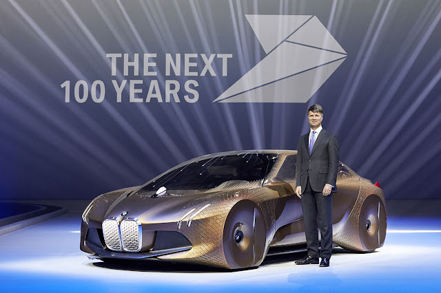 BMW Group the next 100 years