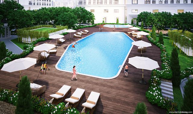 Tiện ích đẳng cấp của Marriott Đà Nẵng
