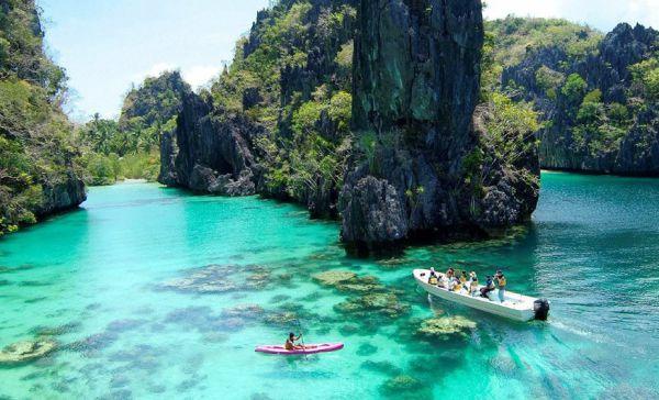 Pulau Palawan, Filipina Pulau Terindah di Dunia Yang Wajib Anda kunjungi