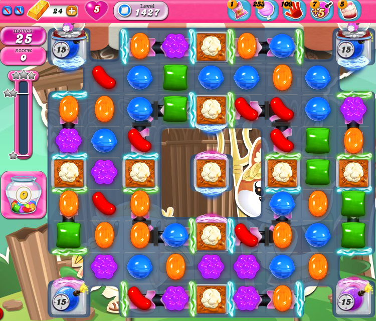 Candy Crush Saga 1427