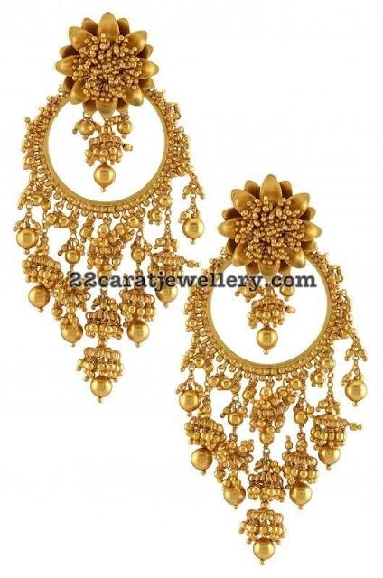 Simple Look Kante and Earrings