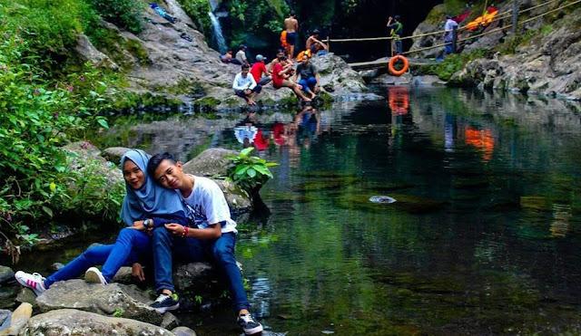 Lokasi Telaga Sunyi Baturraden