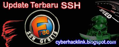 Download SSH Rusia dan SSH Lokal update  6 november 2013