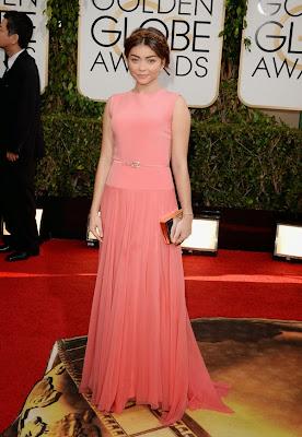 Sarah Hyland Golden Globes 2014