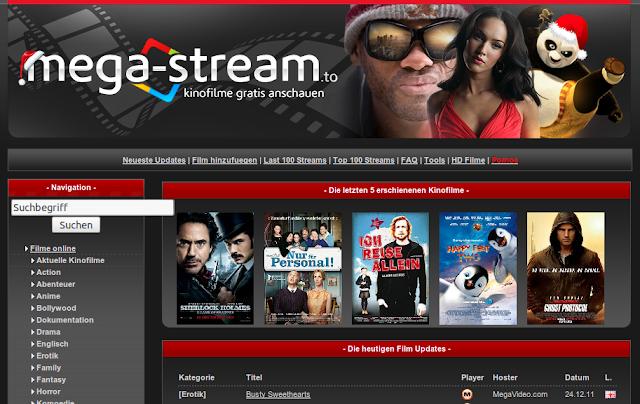 mega-stream.to kostenlos