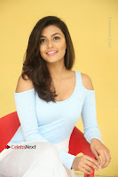 Anisha Ambrose Latest Pos Skirt at Fashion Designer Son of Ladies Tailor Movie Interview .COM 0933.JPG