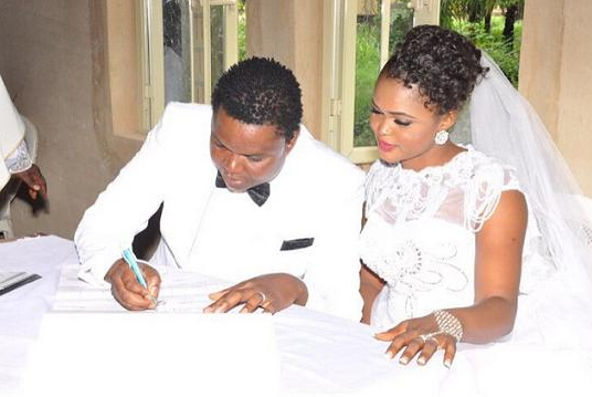 collette orji wedding pictures