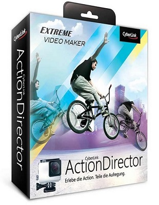 CyberLink ActionDirector Ultra 2.0.0906.0 poster box cover