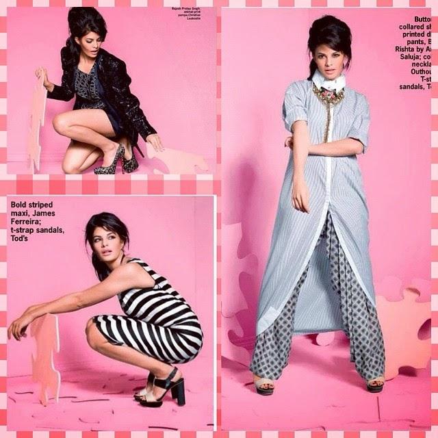 jacqueline fernandez , photoshoot 😄, Hot Images Of Jacqueline Fernandez From Verve Magazine