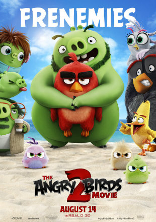 The Angry Birds Movie 2 2019 Full Hindi Movie Download Dual Audio BRRip 720p
