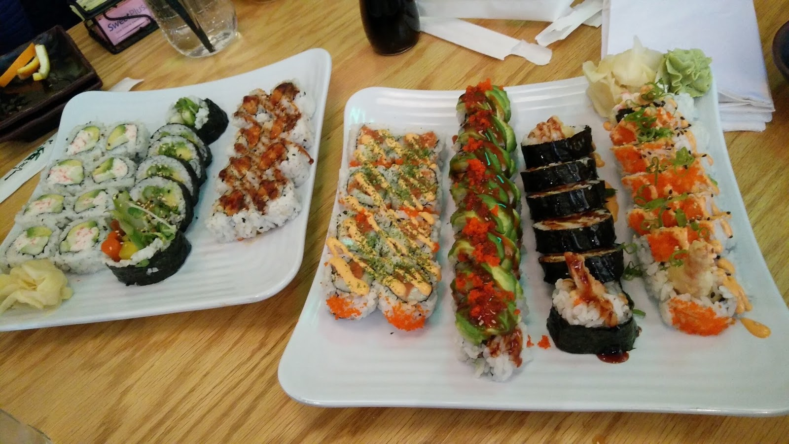 Sushi Station Webster Groves Visited March 2018 Find us on the corner of the louisiana street and 23rd street. sushi station webster groves visited