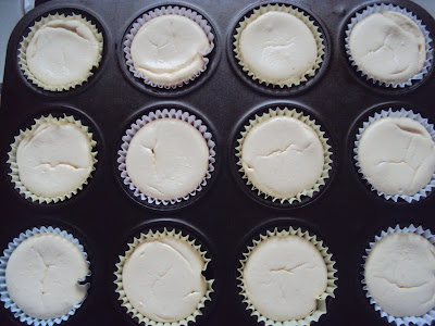Mini Cherry Cheesecakes are rich, creamy and delicious!