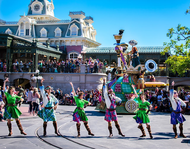 Festival of Fantasy - 2018 Disney World Tips