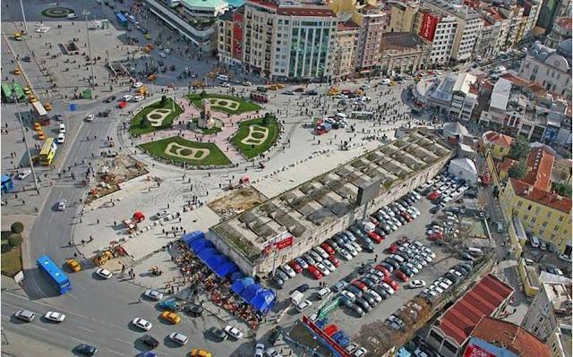 Kωνσταντινούπολη: Επίθεση εναντίον οπαδών του Ολυμπιακού στην πλατεία Ταξίμ