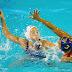 Boicot a un España-Israel de waterpolo femenino en Barcelona