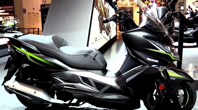 KMI Kawasaki J125