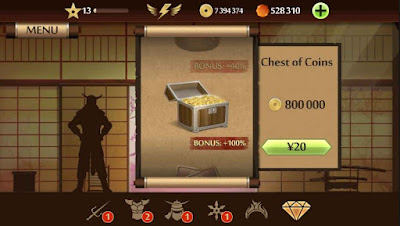 Shadow fight 2 coins unlimited