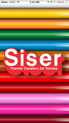 Heat transfer vinyl, HTV, temperature, time, settings, siser app