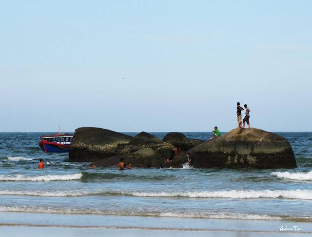 Dịch vụ cho thuê xe hợp đồng du lịch tại Phú Yên - Bãi Gốc