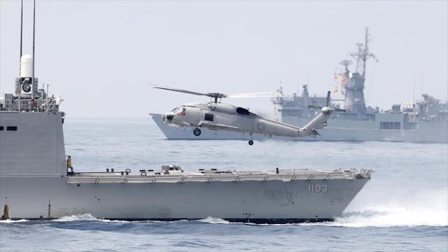 Taiwán aumentará gastos militares para acorazarse contra China