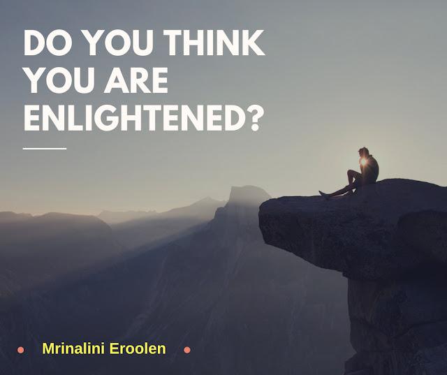 Spiritual Enlightenment or Spiritual Awakening