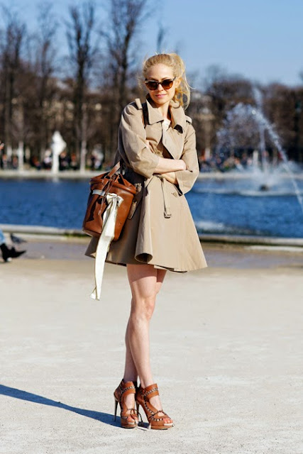 Dicas para usar Trench Coat