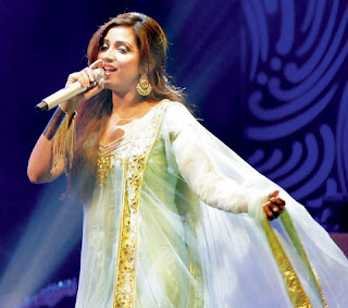 Shreya Ghoshal's wax statue will be unveiled at India's first Madame Tussauds Museum