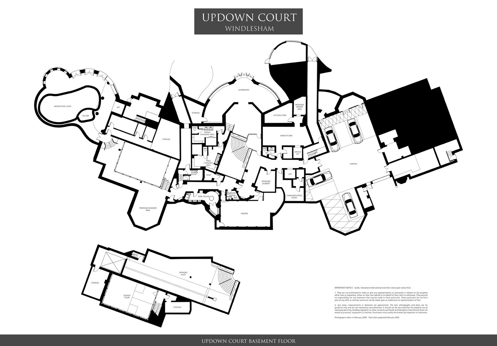 Real Estate Agent Property Updown Court Goes Down In A
