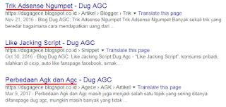 Cara Agar Index Google dengan Longtail Keyword
