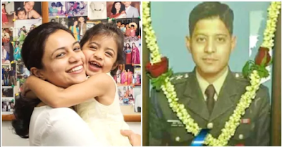 Wife Of Martyred Soldier Writes A Poignant Facebook Post On Life Without Husband, Goes Viral