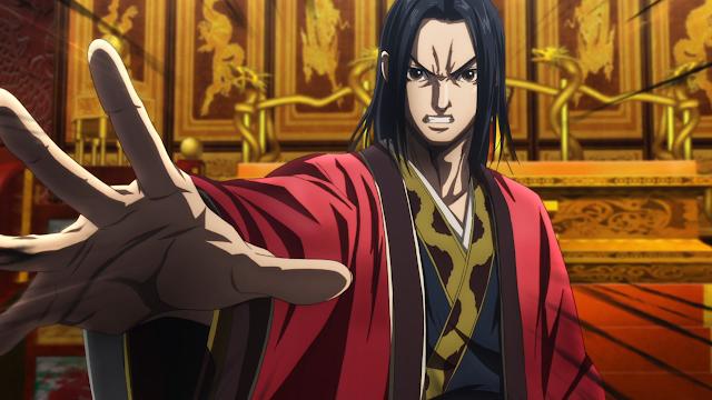الحلقة الأولى من Kingdom S3 مترجمة