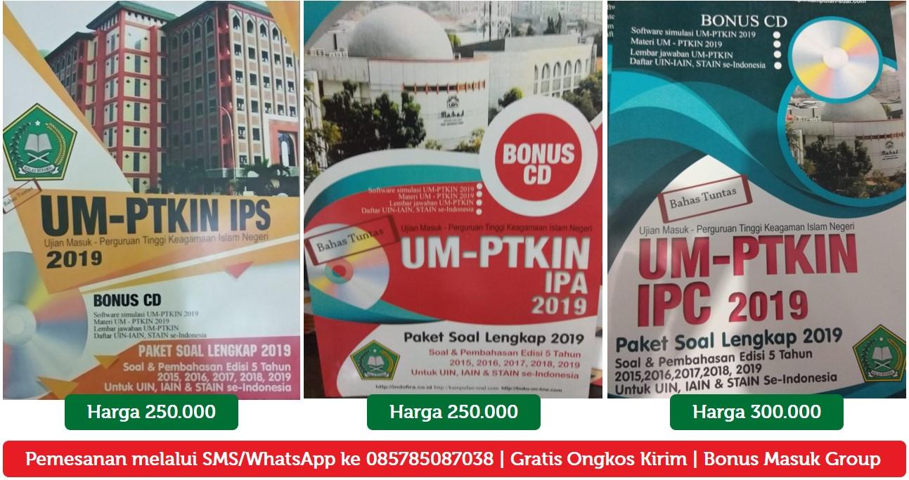 buku um ptkin ips 2019, jual buku soal um ptkin ipa 2019, jual buku um ptkin ipc 2019 pdf download jual murah