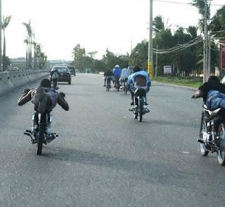 Resultado de imagen para policia apresa corredores de motores