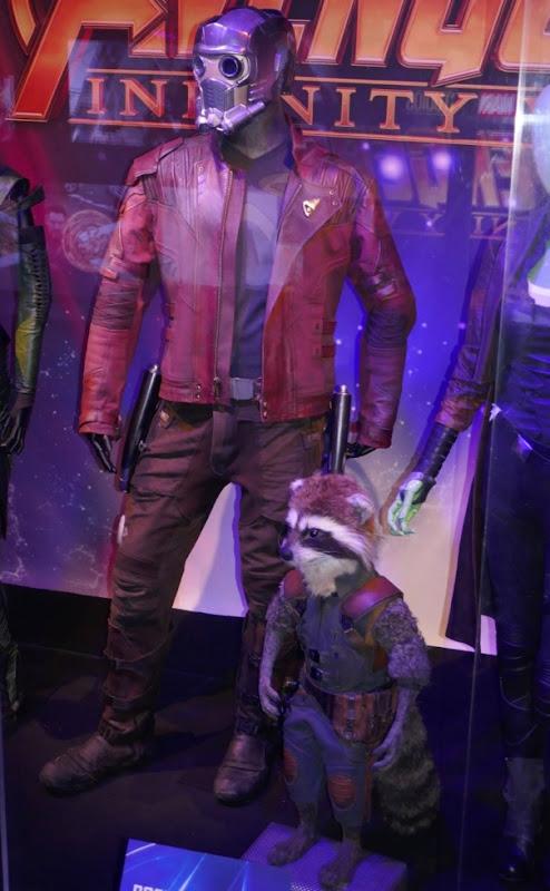 Avengers Infinity War Star-Lord costume