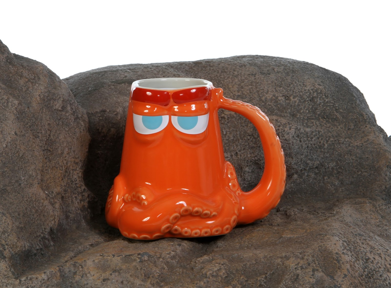 dan the pixar fan finding dory disney store hank mug