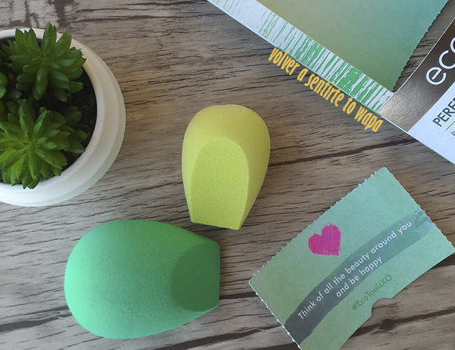 Ecotools y sus esponjitas de maquillaje ¡Perfecting Blender!