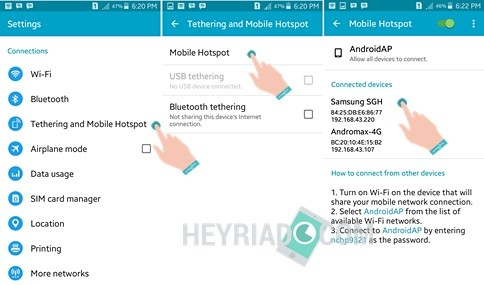 Cara Mengetahui Yang Menggunakan Wifi Android