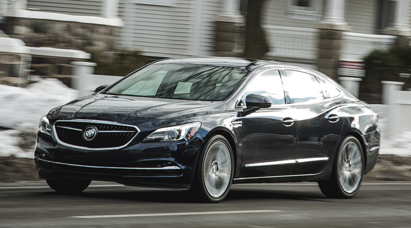 2021 Buick LaCrosse AWD Review