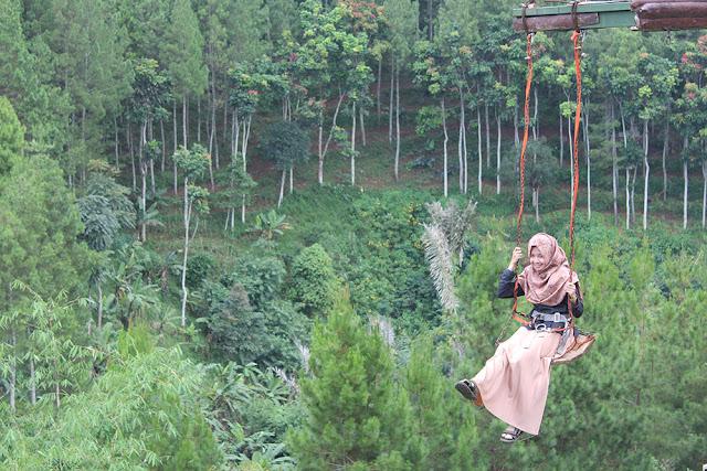Tiga Tempat Foto Anti Mainstream yang Kekinian di Bandung