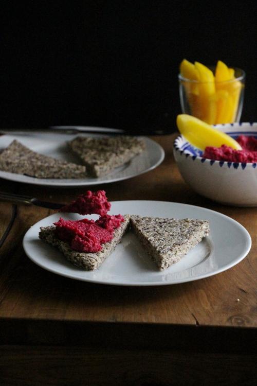 Glutenfreies Brot mit Chiasamen