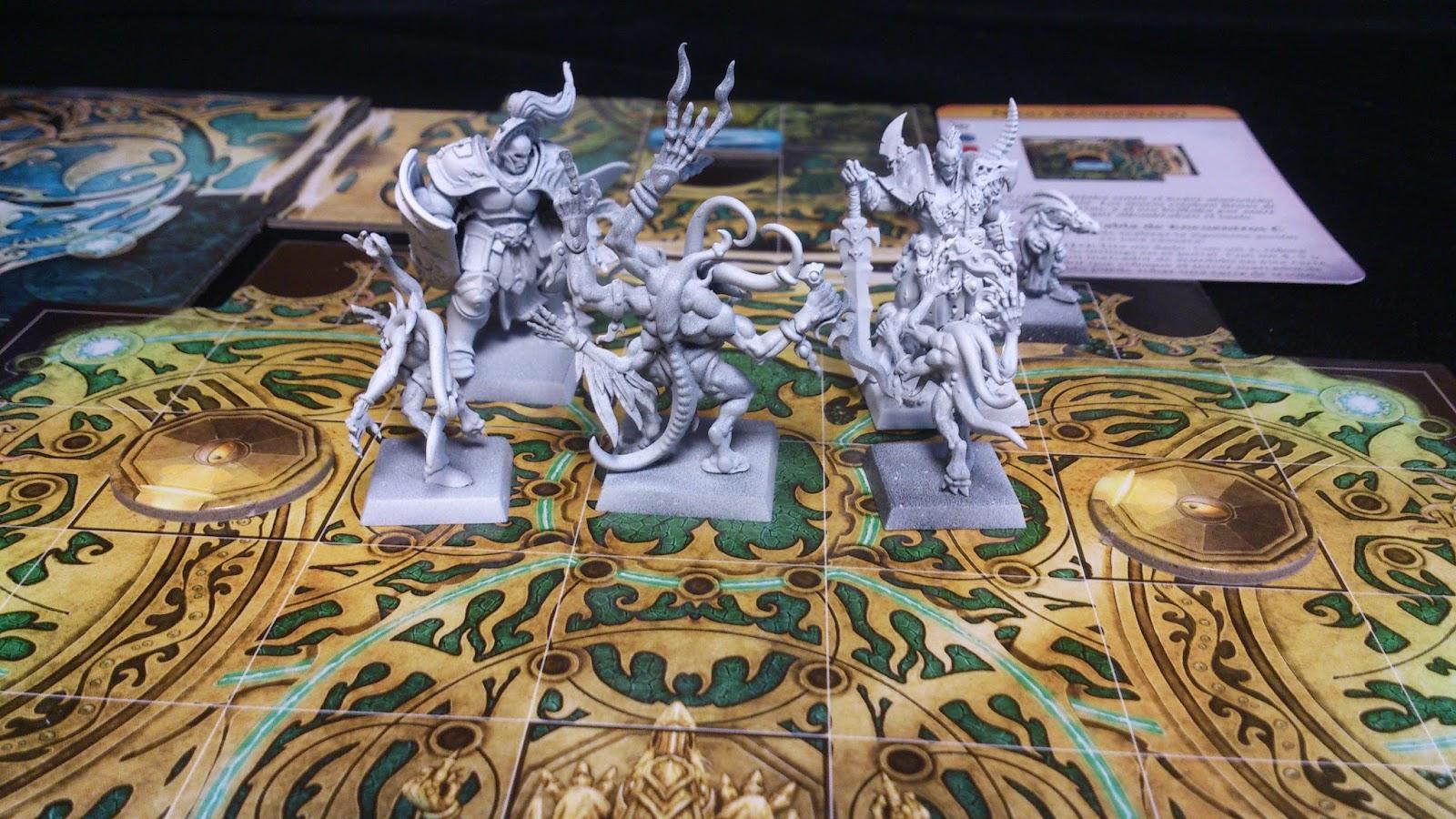 La Buhardilla Del Friki Warhammer Quest Silver Tower Resena