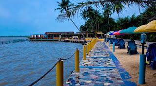 The whispering palms Resort