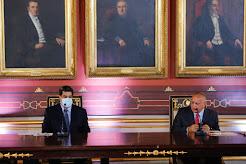 Presidente Maduro presenta proyecto de Ley Antibloqueo a la ANC