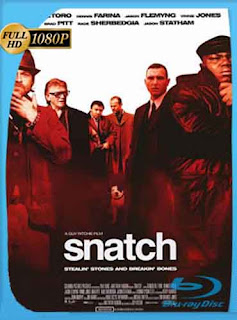 Snatch. Cerdos y diamantes (2000) HD [1080p] Latino [Mega]dizonHD