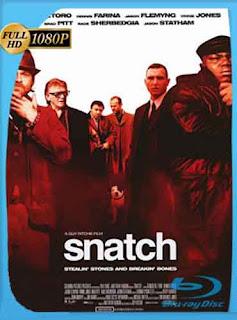 Snatch. Cerdos y diamantes (2000) HD [1080p] Latino [GoogleDrive] SilvestreHD