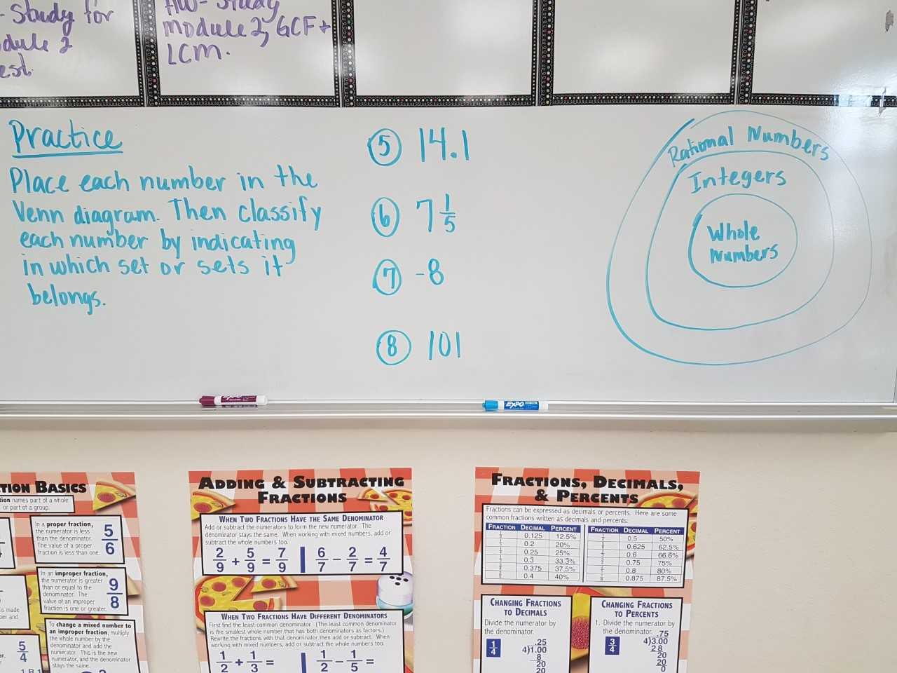Mrs Negron 6th Grade Math Class Lesson 3 1 Classifying